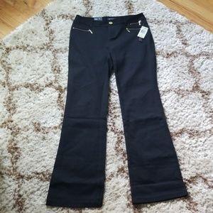I.N.C. Boot Leg Curvy Fit Dress Pants